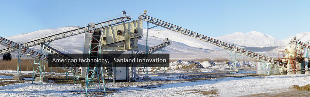 Shenyang Sanland Mining Equipment Manufacture Co., Ltd.