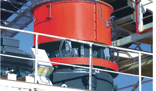 SS series cone crusher