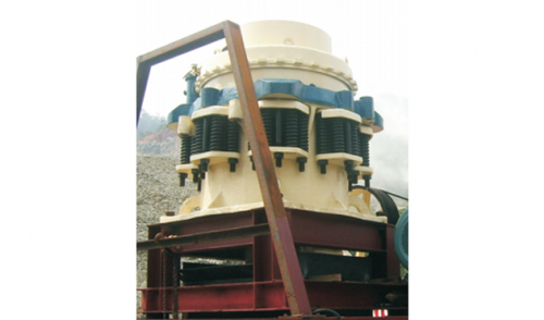 SSG series cone crusher