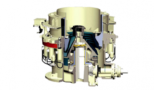 SM series cone crusher
