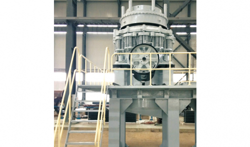 SS Series Standard Cone Crusher