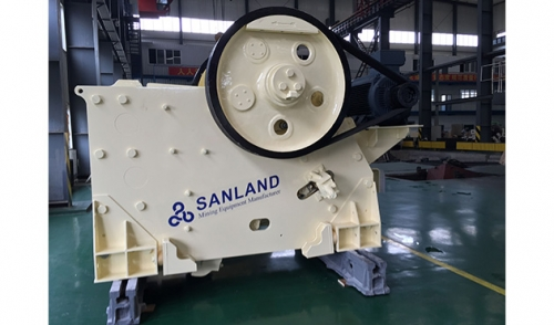 SC Series Jaw Crusher